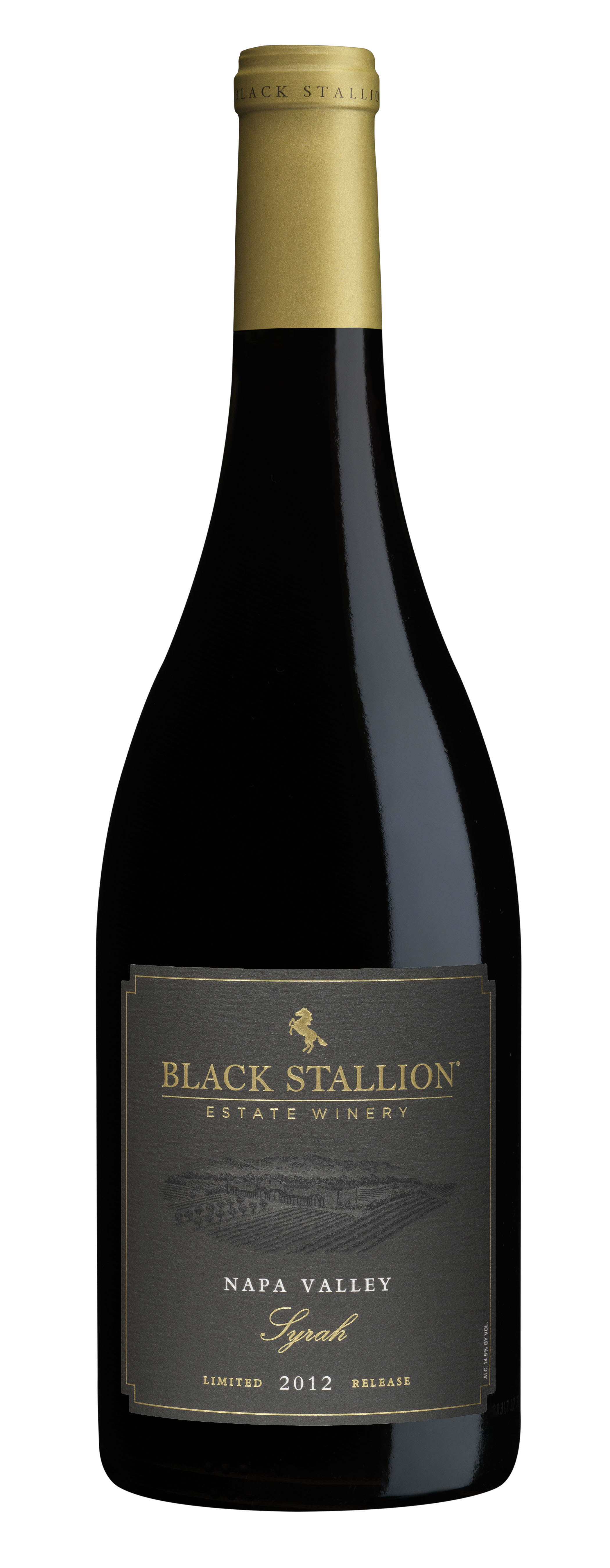2015 Limited Release Syrah Napa Valley